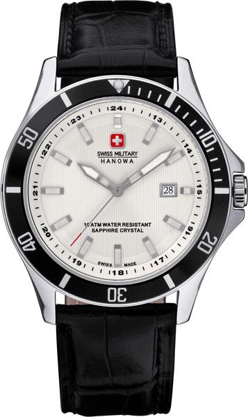 Мужские часы Swiss Military Hanowa 06-4161.2.04.001.07