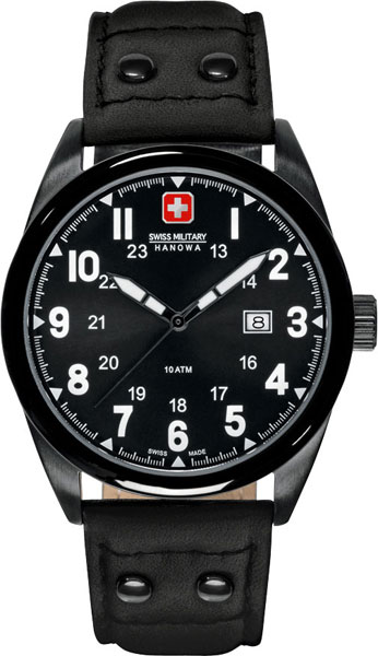 Мужские часы Swiss Military Hanowa 06-4181.13.007