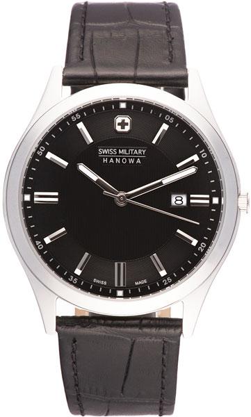 Мужские часы Swiss Military Hanowa 06-4182.04.007