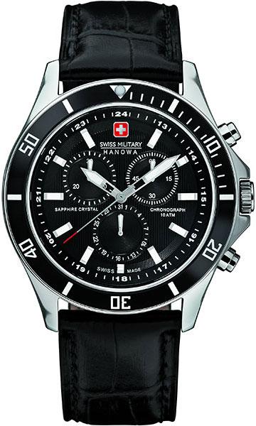 Мужские часы Swiss Military Hanowa 06-4183.7.04.007