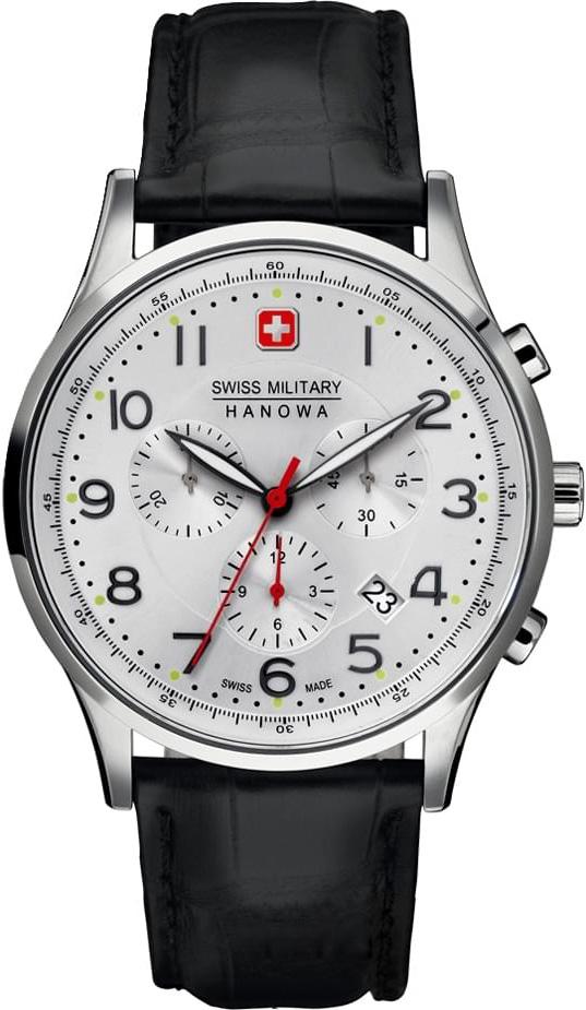 Мужские часы Swiss Military Hanowa 06-4187.04.001