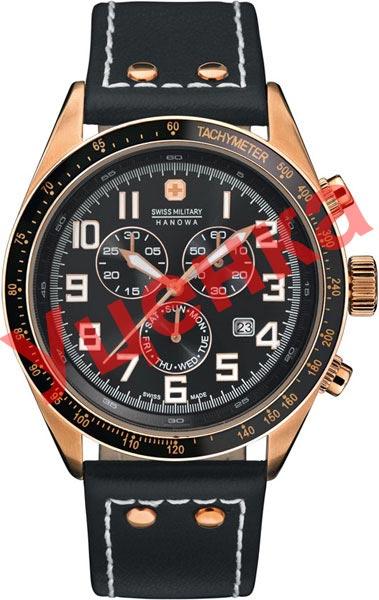 Мужские часы Swiss Military Hanowa 06-4197.09.007-ucenka