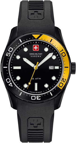 Мужские часы Swiss Military Hanowa 06-4213.13.007.11