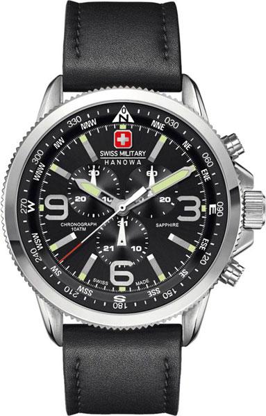 Мужские часы Swiss Military Hanowa 06-4224.04.007