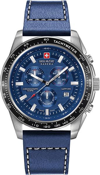 Мужские часы Swiss Military Hanowa 06-4225.04.003