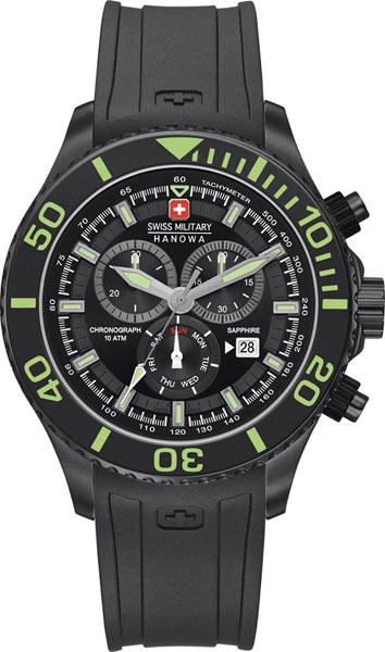 Мужские часы Swiss Military Hanowa 06-4226.13.007