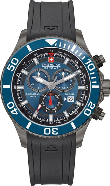 Мужские часы Swiss Military Hanowa 06-4226.30.003
