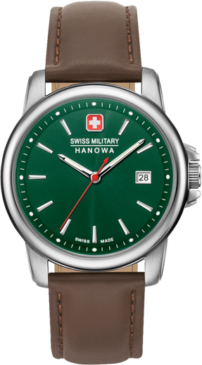 цена Мужские часы Swiss Military Hanowa 06-4230.7.04.006 онлайн в 2017 году