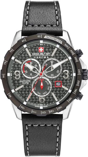 Мужские часы Swiss Military Hanowa 06-4251.33.001 swiss kubik шкатулка для часов swiss kubik sk08 cv003 wp