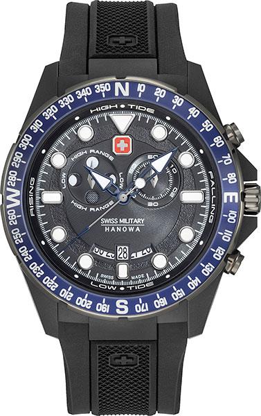 Мужские часы Swiss Military Hanowa 06-4252.27.007