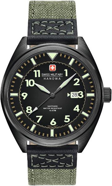 Мужские часы Swiss Military Hanowa 06-4258.13.007