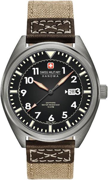 Мужские часы Swiss Military Hanowa 06-4258.30.007.02
