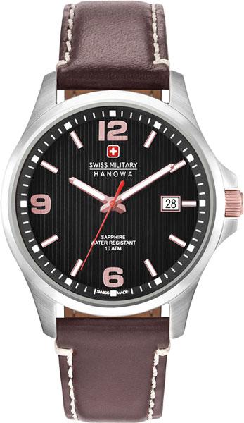 Мужские часы Swiss Military Hanowa 06-4277.04.007.09