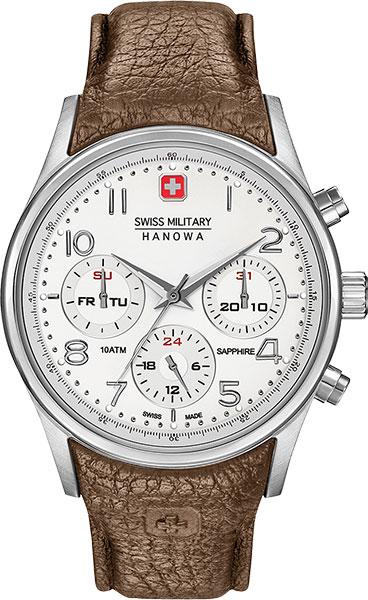 Мужские часы Swiss Military Hanowa 06-4278.04.001.05