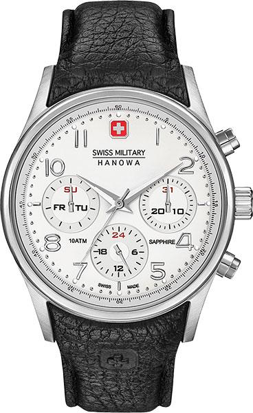 Фото «Швейцарские наручные часы Swiss Military Hanowa 06-4278.04.001.07»