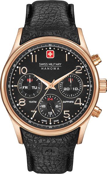 Мужские часы Swiss Military Hanowa 06-4278.09.007