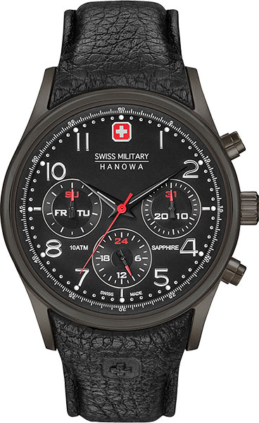 Мужские часы Swiss Military Hanowa 06-4278.13.007