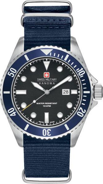 Мужские часы Swiss Military Hanowa 06-4279.04.007.03