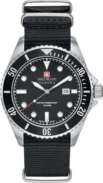 Мужские часы Swiss Military Hanowa 06-4279.04.007.07