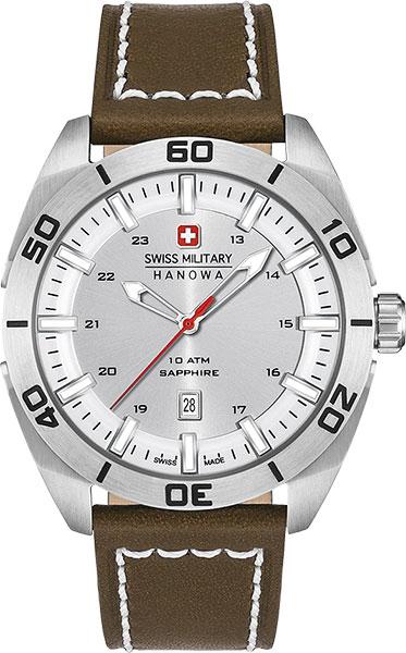 Мужские часы Swiss Military Hanowa 06-4282.04.001 мужские часы swiss military hanowa 06 4279 04 007 03