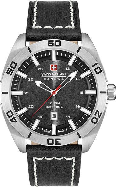Мужские часы Swiss Military Hanowa 06-4282.04.007 все цены