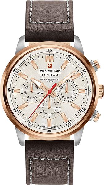 Мужские часы Swiss Military Hanowa 06-4285.12.001