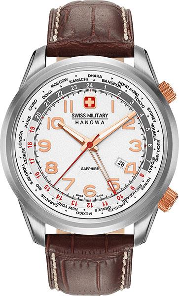 Мужские часы Swiss Military Hanowa 06-4293.04.001