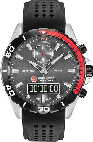 лучшая цена Мужские часы Swiss Military Hanowa 06-4298.3.04.009-ucenka