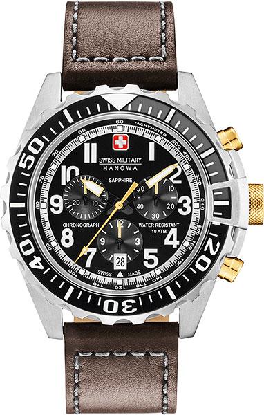 Мужские часы Swiss Military Hanowa 06-4304.04.007.05