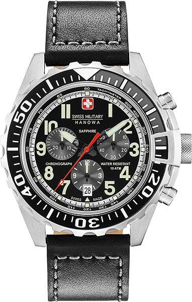 Мужские часы Swiss Military Hanowa 06-4304.04.007.07