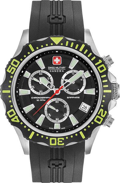 Мужские часы Swiss Military Hanowa 06-4305.04.007.06