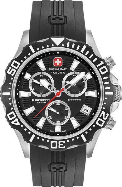 Мужские часы Swiss Military Hanowa 06-4305.04.007