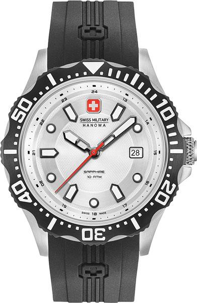 Мужские часы Swiss Military Hanowa 06-4306.04.001 swiss kubik шкатулка для часов swiss kubik sk08 cv003 wp