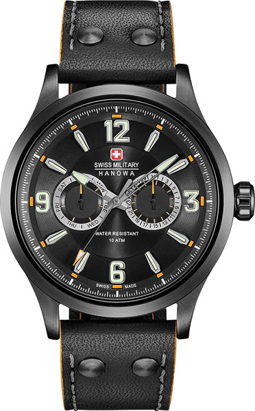 Мужские часы Swiss Military Hanowa 06-4307.30.007