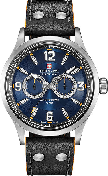 Мужские часы Swiss Military Hanowa 06-4307.04.003