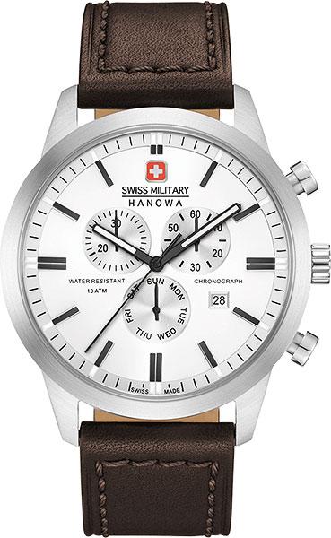 Мужские часы Swiss Military Hanowa 06-4308.04.001
