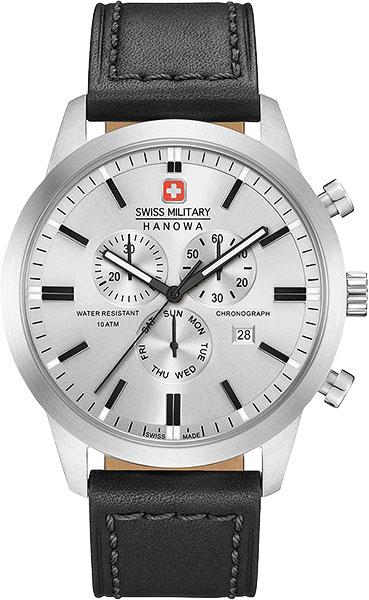 Мужские часы Swiss Military Hanowa 06-4308.04.009