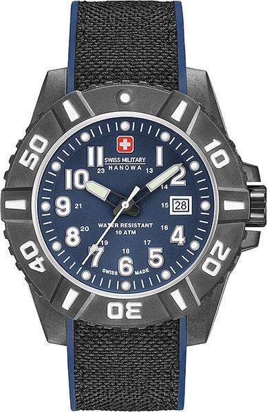Мужские часы Swiss Military Hanowa 06-4309.17.003