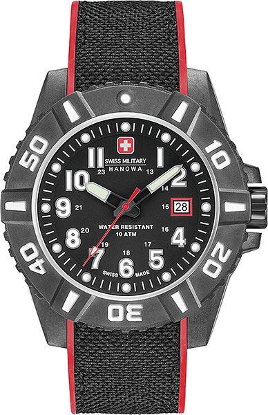 Мужские часы Swiss Military Hanowa 06-4309.17.007.04