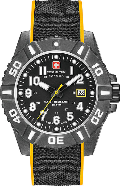 Мужские часы Swiss Military Hanowa 06-4309.17.007.79