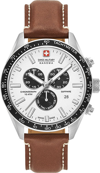 Мужские часы Swiss Military Hanowa 06-4314.04.001