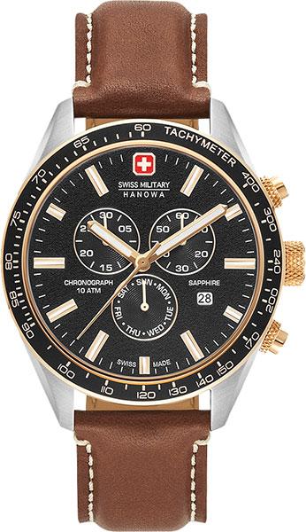Мужские часы Swiss Military Hanowa 06-4314.04.007.09