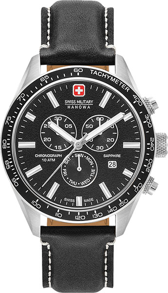 Мужские часы Swiss Military Hanowa 06-4314.04.007