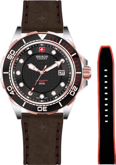 Мужские часы Swiss Military Hanowa 06-4315.7.12.007SET