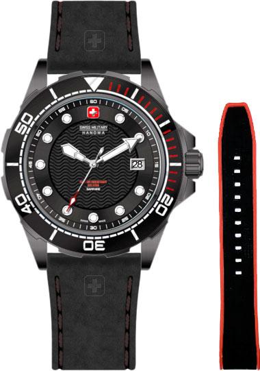 Мужские часы Swiss Military Hanowa 06-4315.7.13.007SET