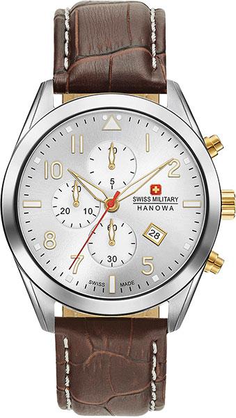 Мужские часы Swiss Military Hanowa 06-4316.04.001.02 мужские часы swiss military hanowa 06 4279 04 007 03