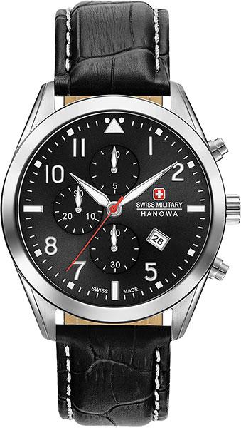 Мужские часы Swiss Military Hanowa 06-4316.04.007 цена