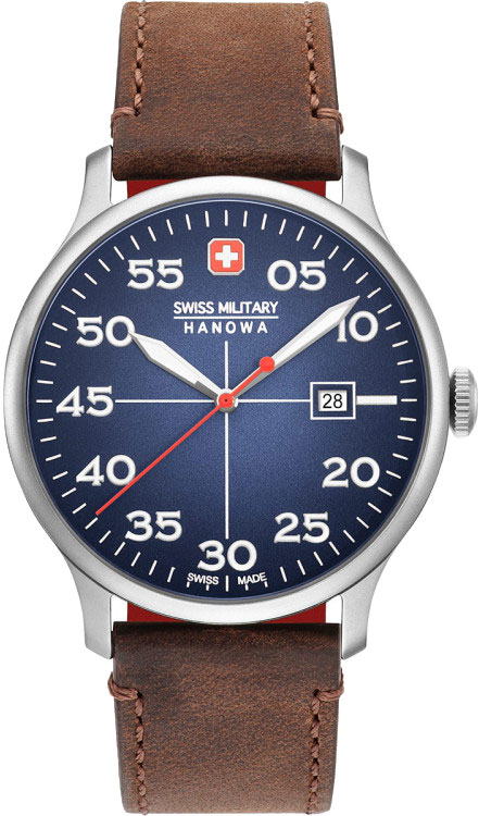 Мужские часы Swiss Military Hanowa 06-4326.04.003