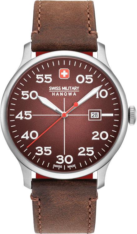 Мужские часы Swiss Military Hanowa 06-4326.04.005 цена