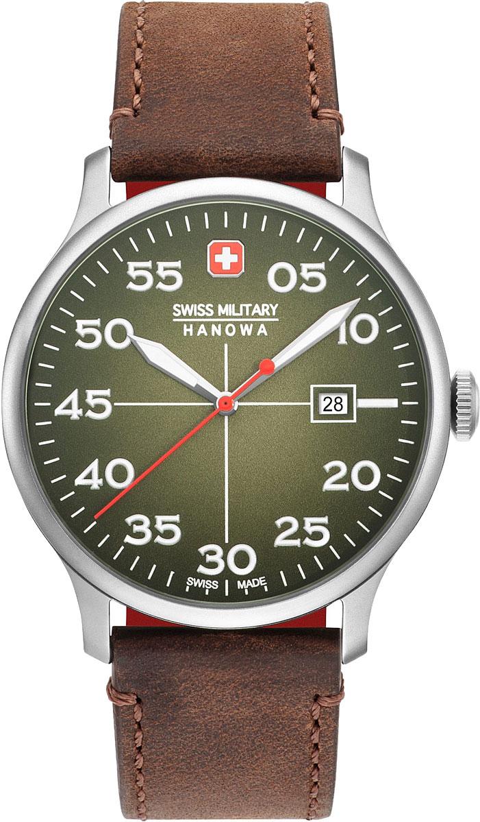 Мужские часы Swiss Military Hanowa 06-4326.04.006